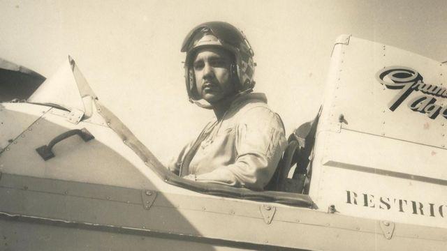 Cuban combat pilot released after longest-ever US marijuana jail term