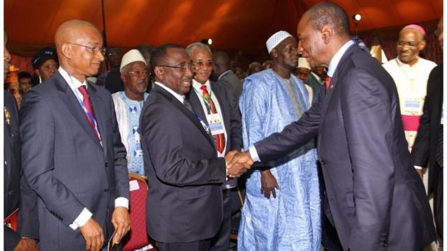 dialogue, guinée conakry, opposition