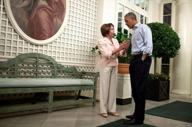نقاش عميق مع الرئيس باراك أوباما 2014