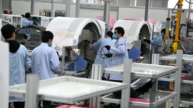 Sự giảm tốc kinh tế toàn cầu hiện nay là do Trung Quốc, chứ không phải Mỹ gây ra như trước kia