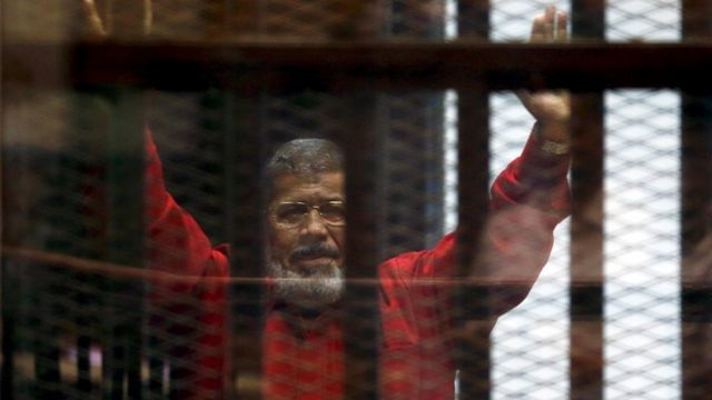 Misirin keçmiş prezidenti Məhəmməd Mursi
