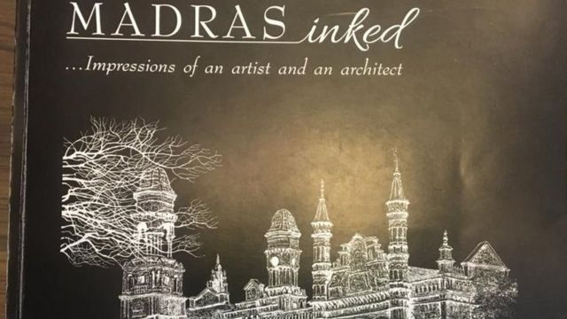 Madras Inked: Impressions of an artist