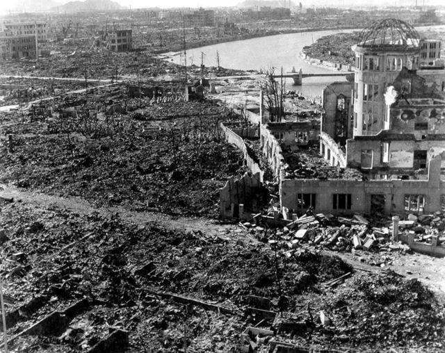 हिरोशिमामा १४०,००० मानिस मरेको अनुमान गरिन्छ