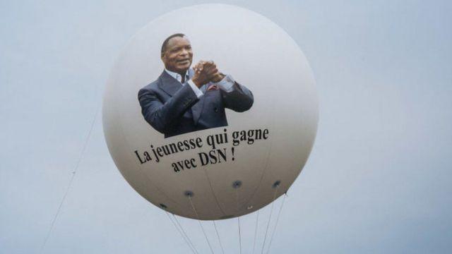 Perezida Sassou Nguesso amaze imyaka irenga 35 ategeka Congo-Brazzaville