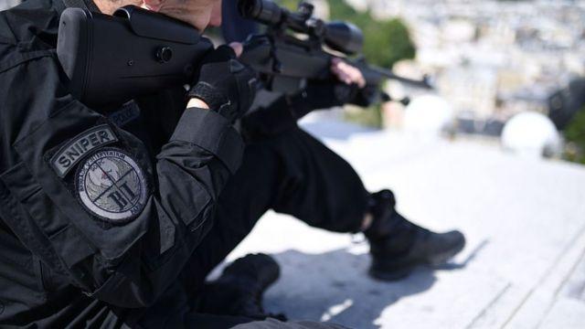 Французский снайпер