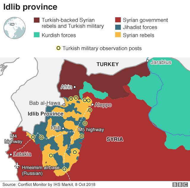 Syria war: Turkey warns of fresh anti-Kurd offensive in ...