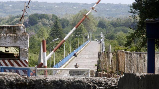 Мост через Ингури