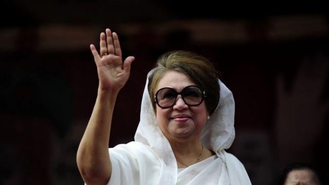 খালেদা জিয়া, বিএনপি নেত্রী