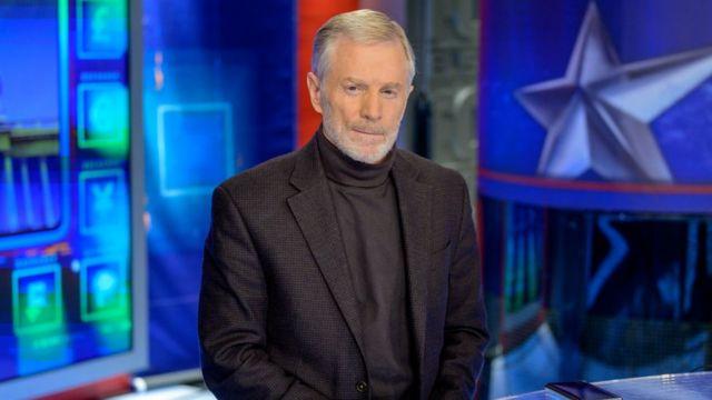 帕迪接受美國福克斯商業電視台採訪