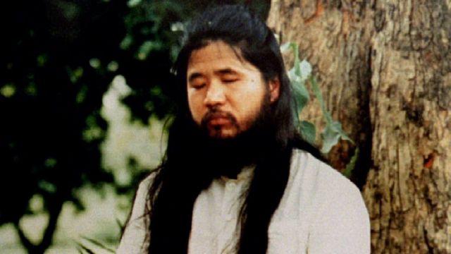 元教団代表の松本智津夫元死刑囚の死刑は今月6日に執行された