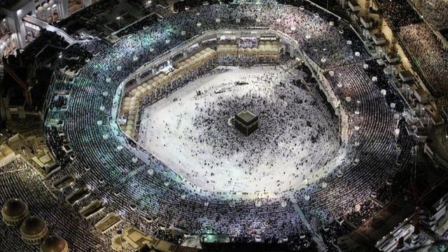 Masallacin Al Haram Mosque - Makkah, Saudi Arabia