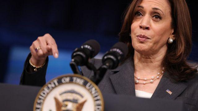 Phó Tổng thống Mỹ Kamala Harris