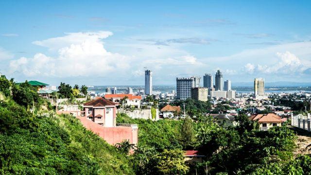 Себу - популярное место жительства у экспатов на Филиппинах