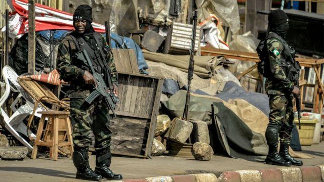 Army for Bamenda