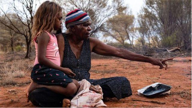 La façon dont les Warlpiri vivent l'ennui change à mesure que les jeunes générations adoptent la routine des Australiens européens
