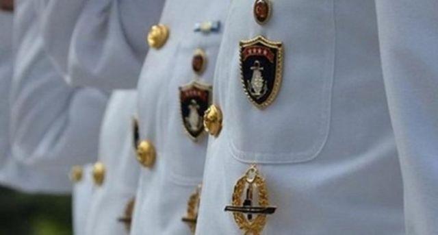 Deniz Kuvvetleri'nde görevli askerler