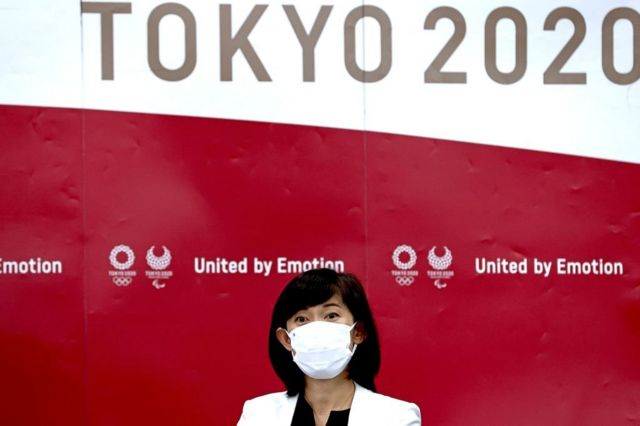 Japonya Olimpiyatlar Bakanı Tamayo Marukawa