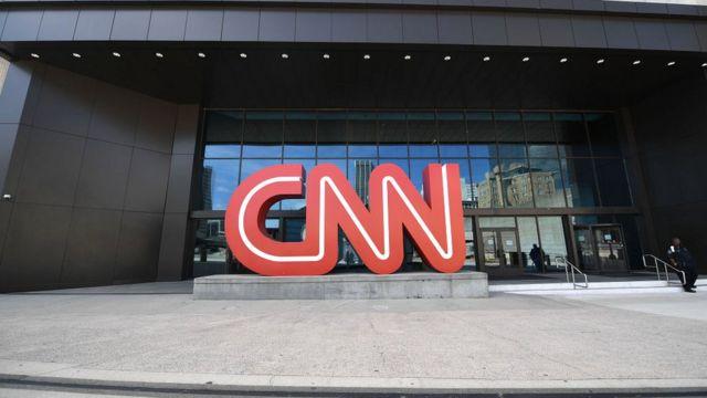 sede da CNN em Atlanta