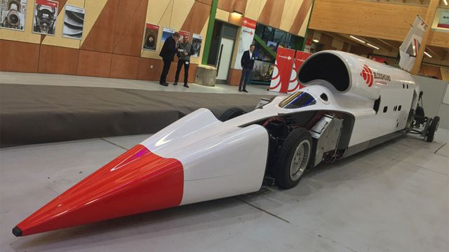 Bloodhound Diary: Back on track