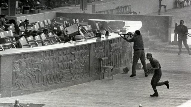 暗殺薩達特總統