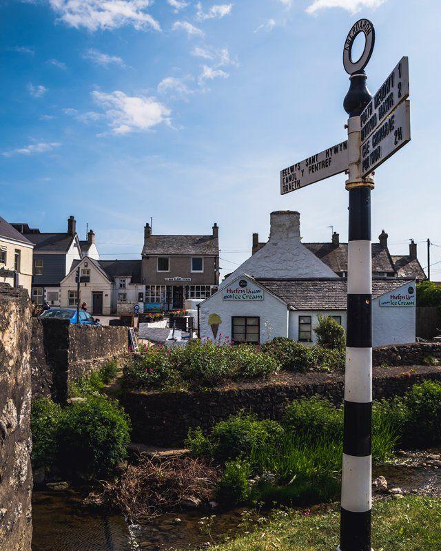 Aberdaron, Gwynedd