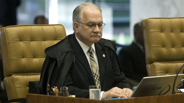 Juiz Edson Fachin