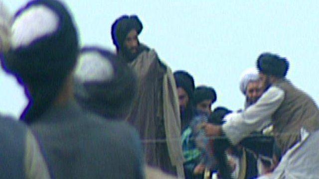 Mulá Omar, líder do Taliban