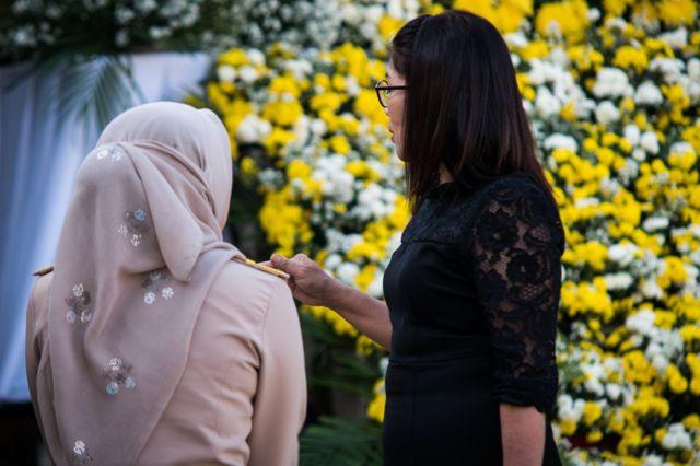 ทั้งชุมชนพุทธและมุสลิมใกล้กับวัดโคกโกต่างก็มีสายสัมพันธ์ที่ดีต่อกัน