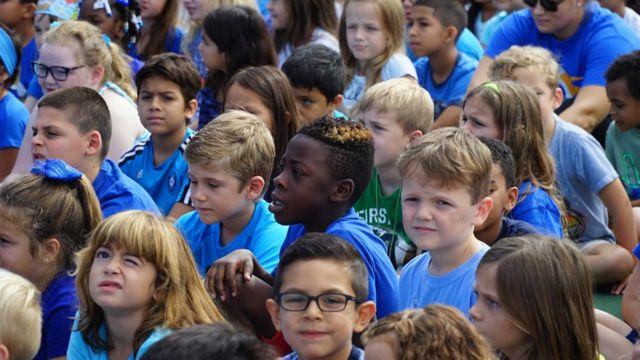 Escuela de Blue Zones