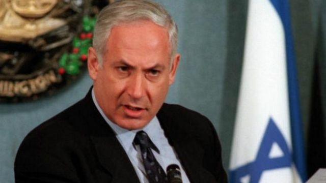 Глава ізраїльського уряду Біньямін Нетаньягу