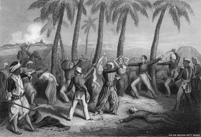 1857 ਦੀ ਬਗਾਵਤ