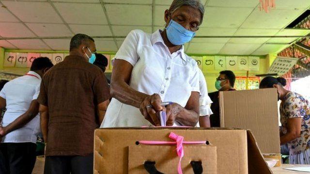 Sri Lanka general election 2020