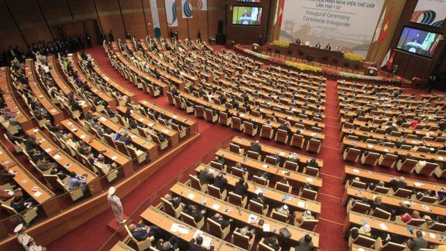 Zaman majalisa a kasar Vietnam