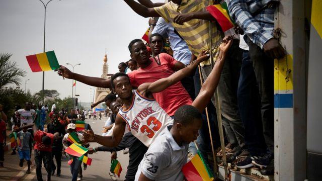 Campagne électorale au Mali