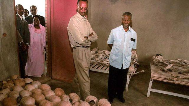 Tito Barahira na Octavien Ngenzi baregwa uruhara muri jenocide yahitanye isinzi