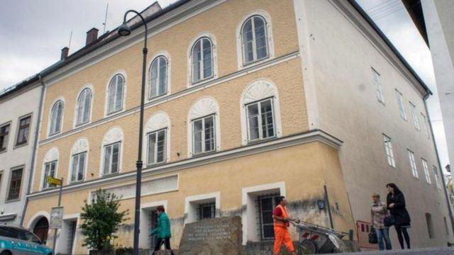 हिटलर का घर
