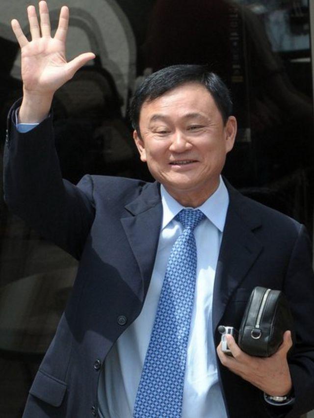 Ông Thaksin