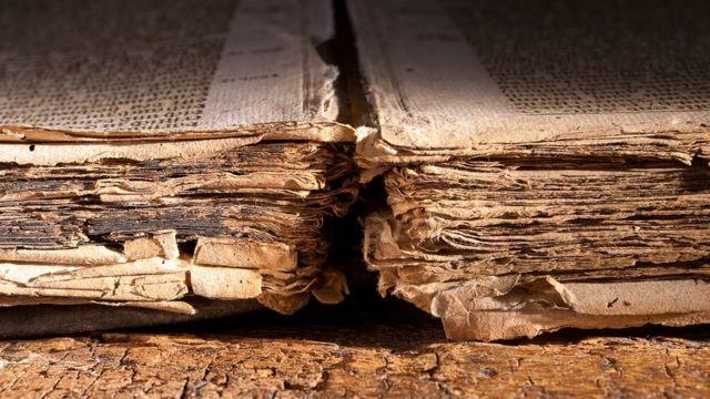 古老的聖經