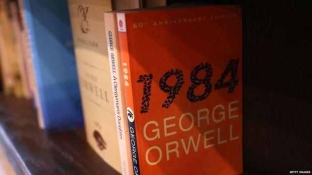 1984, จอร์จ ออร์เวลล์, Signet Classics, โดนัลด์ ทรัมป์