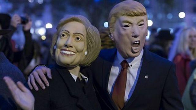 هشتم نوامبر میلیونها آمریکایی پای صندوقهای رأی رفتند و دونالد ترامپ چهلوپنجمین رئیسجمهور آمریکا شد