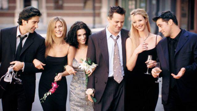 Friends: el elenco se reúne 17 años después de su último episodio.