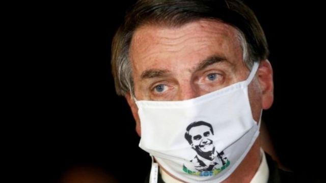 巴西总统博尔索纳罗(Jair Bolsonaro)曾确诊感染新型冠状病毒。