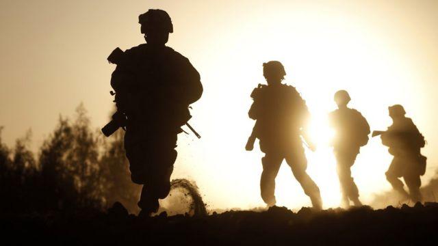 米国と連合軍は2001年にタリバン掃討のためアフガニスタンに侵攻した