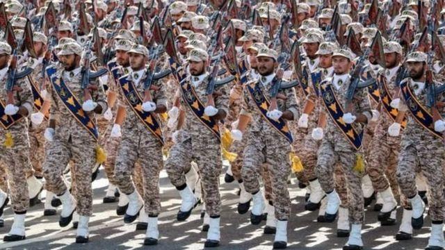 سپاه پاسداران کنترل تسلیحات استراتژیک ایران را در دست دارد