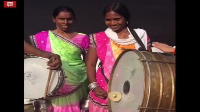 दलित महिलाओं का बैंड
