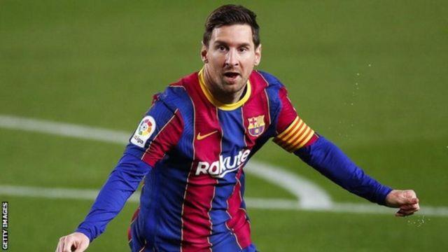 """ليونيل ميسي: أسطورة كرة القدم أصبح """"حرا"""" بعد انتهاء مدة عقده مع برشلونة -  BBC News عربي"""