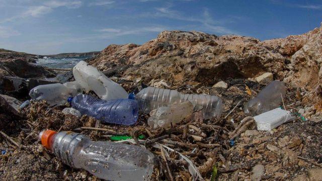 Полимеры класса PET обычно используются в производстве пластиковых бутылок