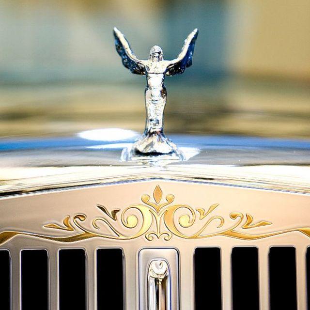 Emblema de Rolls Royce