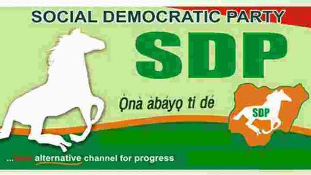 Idanimọ ẹgbẹ oṣelu SDP