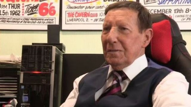 Beatles poster artist Tony Booth dies aged 83